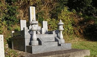墓石移設工事2