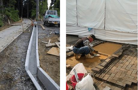 屋根の補修1